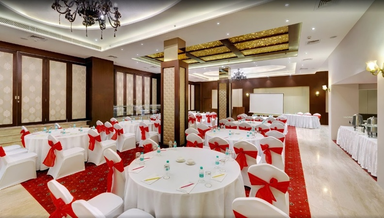 The Fern Residency Sector 3 Udaipur - Banquet Hall