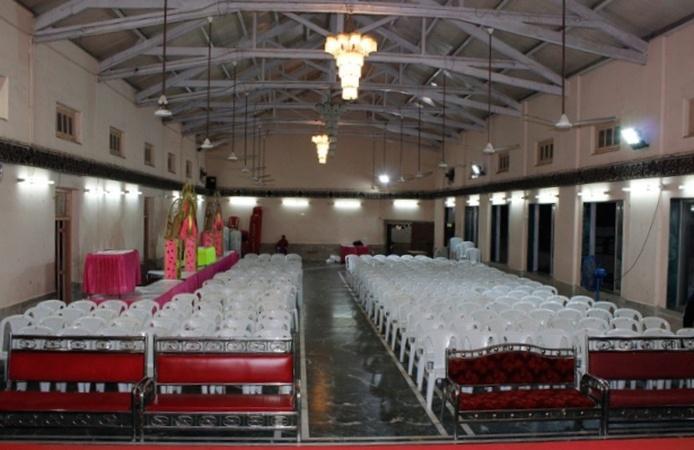 Yashwant Bhavan Lower Parel Mumbai - Banquet Hall