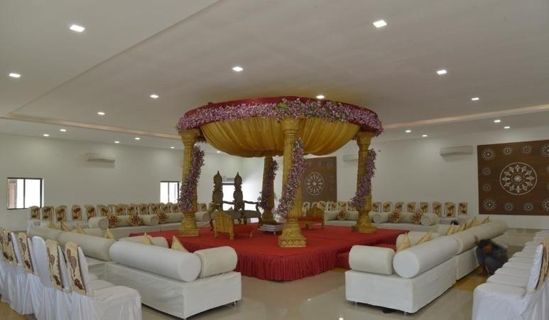 Kabir Banquet and Convention Centre, Makarpura, Baroda