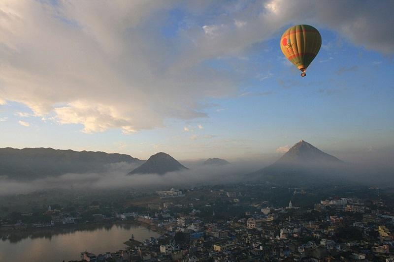 Hot Air Balloon in Ranthambore, Jaipur or Lonavala