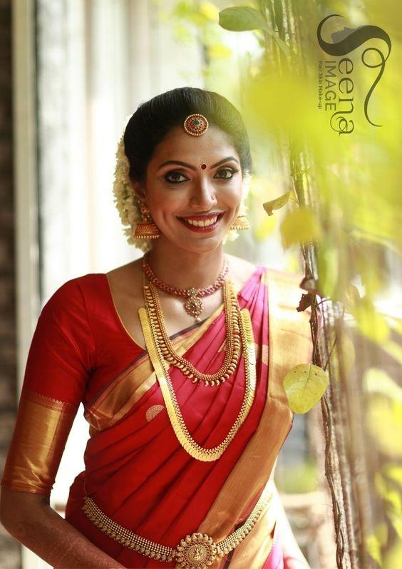 a0e70f899f70a 20 silk saree blouse designs to wear with your favourite Kanjivaram ...