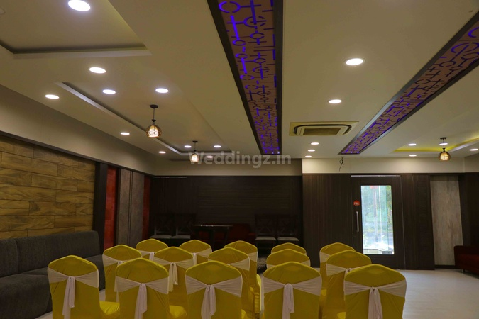 Numeron Restaurant Banquet Hall Bodakdev Ahmedabad - Banquet Hall