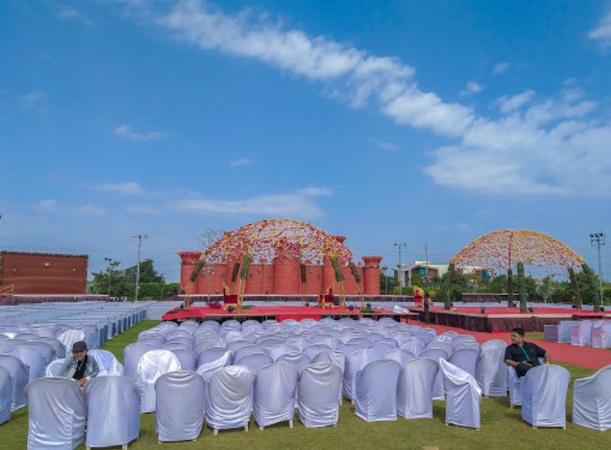 Shiv Party Plot Nana Varachha Surat - Wedding Lawn