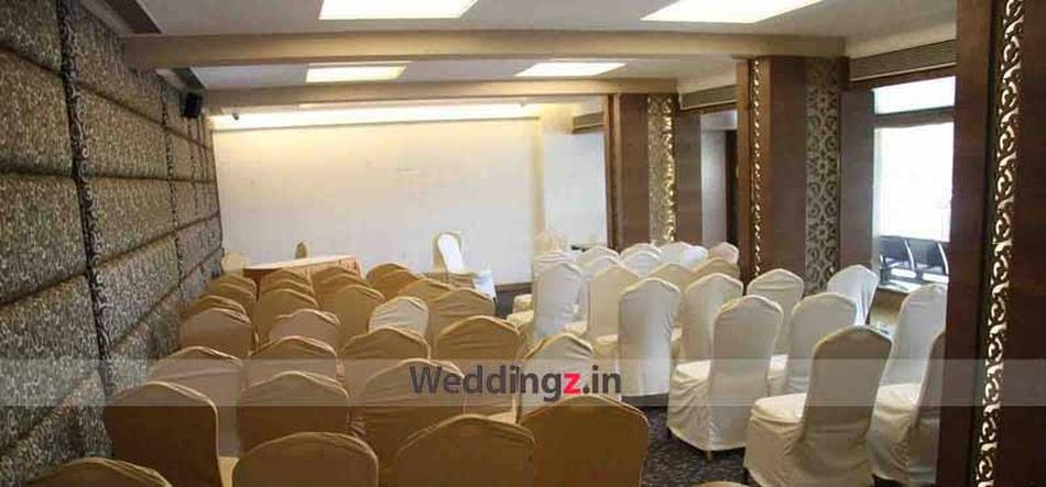 Hotel Capitol Thane West Mumbai - Banquet Hall