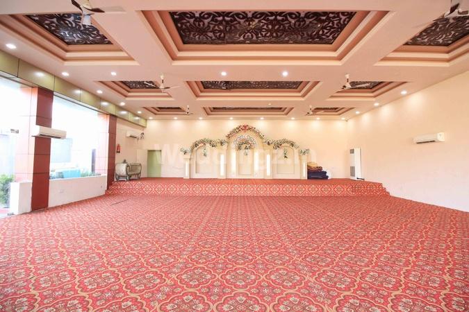 Mahima Paradise Jagatpura Jaipur - Banquet Hall
