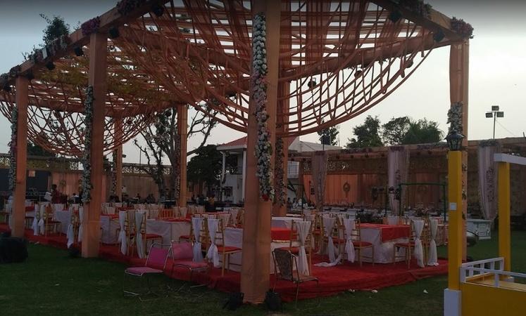 Shankar Resort Tajganj Agra - Banquet Hall