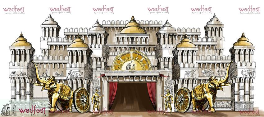 Wedfest Decor | Chennai | Wedding Planners