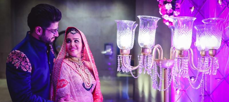 Aftab & Kainaat Mumbai : Mumbai wedding held at Hyatt Regency with a beautiful bride