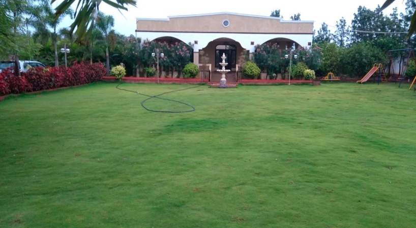 Serenity Estates Manneguda Hyderabad - Wedding Lawn