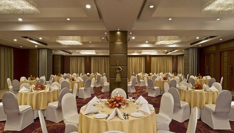 Radisson Jaipur City Center Khasa Kothi Circle Jaipur - Banquet Hall