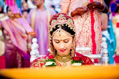 Traditional bridal jewellery