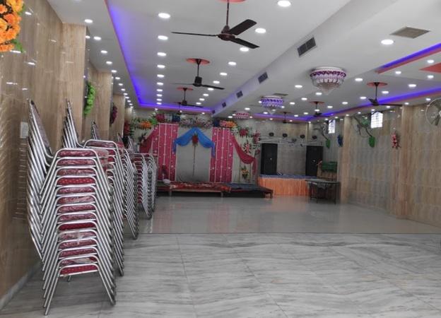 Uttam Galaxy Barra Kanpur - Banquet Hall