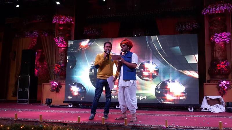 Anchor Vicky | Jaipur | Anchor Mc