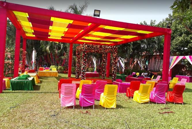 Surya Mukhi Resort Chandrasekharpur Bhubaneswar - Banquet Hall