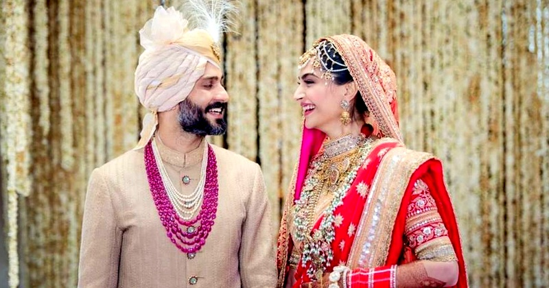 Sonam Kapoor is officially Mrs. Ahuja now - check out all the details you need to know straight from #Sonamkishaadi!