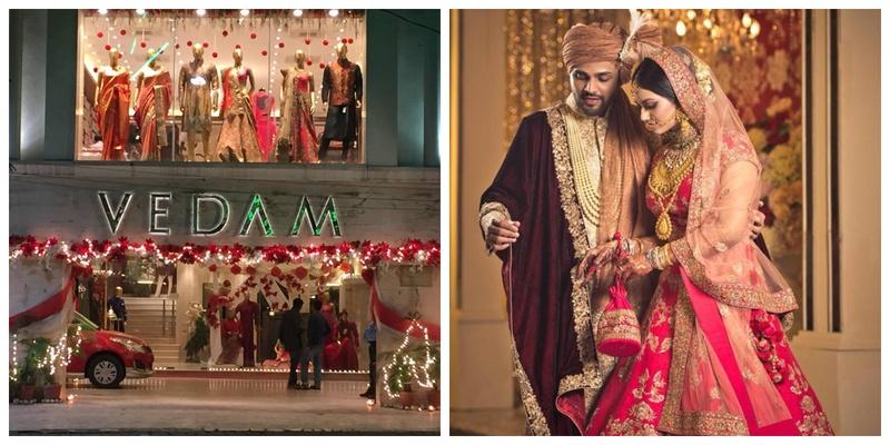Lehenga Shops In Kolkata Vedam Kolkata And 10 More Bridal Wear Wedding Blog