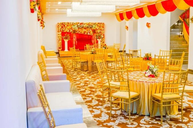 Hotel Dev Palace Paschim Vihar Delhi - Banquet Hall