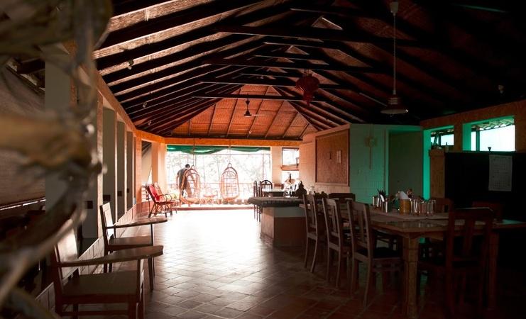Kuzhupilly Beach House Cherai Kochi - Banquet Terrace