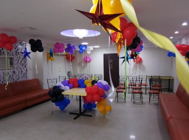 Shaolin Golden Leaf Restaurant Aliganj Lucknow - Banquet Hall