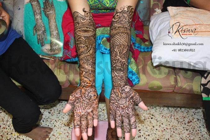 Kiswa Mehendi | Goa | Mehendi Artists