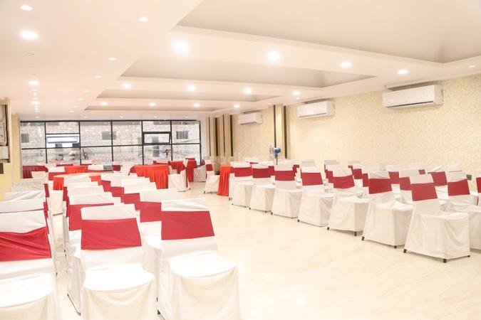Hotel Sun Park Govindpura Industrial Area Bhopal - Banquet Hall