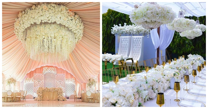 Unique Wedding Stage Designs for 2019 weddings