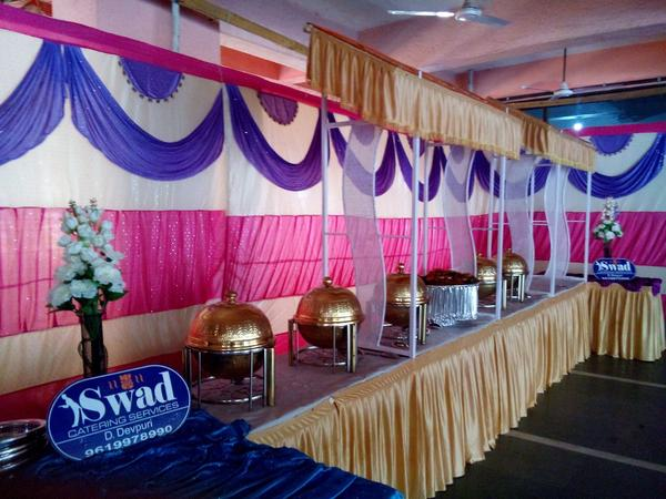 Swad Catering Services | Mumbai | Caterers
