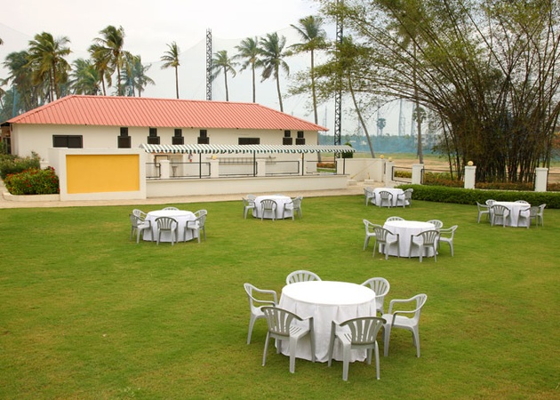 AKDR Golf Village Old Mahabalipuram Road (OMR) Chennai - Banquet Hall