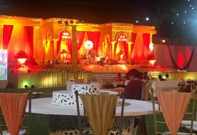 Firangipani Resort Shivpuri Link Road Gwalior - Banquet Hall