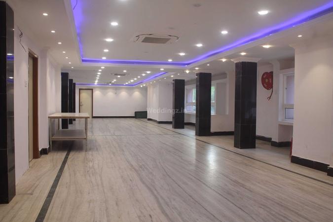 Hotel Atmaram Lodging Jayadev Vihar Bhubaneswar - Banquet Hall