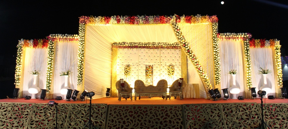 Utsav Marriage Garden Misrod Bhopal - Banquet Hall