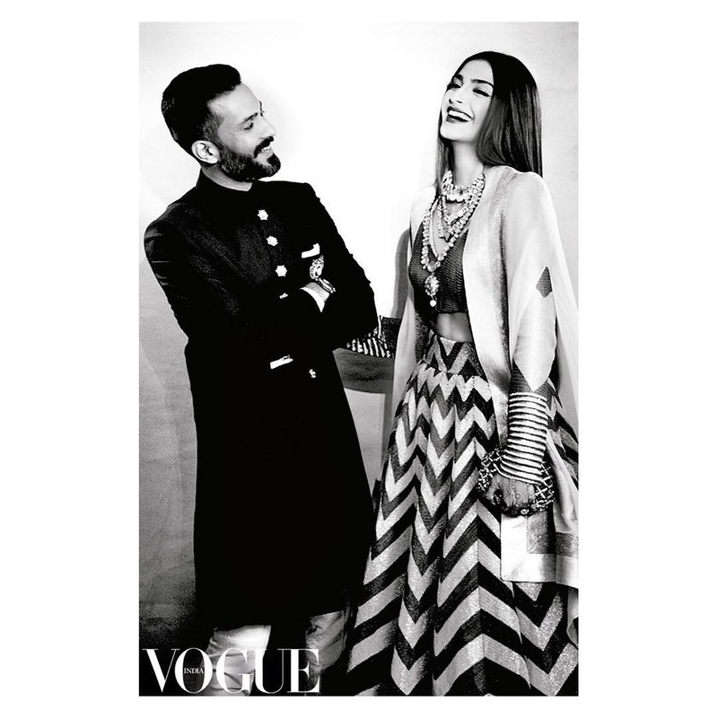 89cefdbdd5b0d0 Sonam opened up about her love story with Anand Ahuja in a recent interview  and these 2 are definitely coupe goals! There's nothing we don't love about  ...