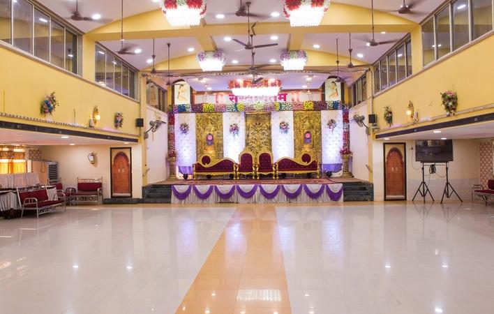 Shamiyana Hall Dombivli Mumbai - Banquet Hall
