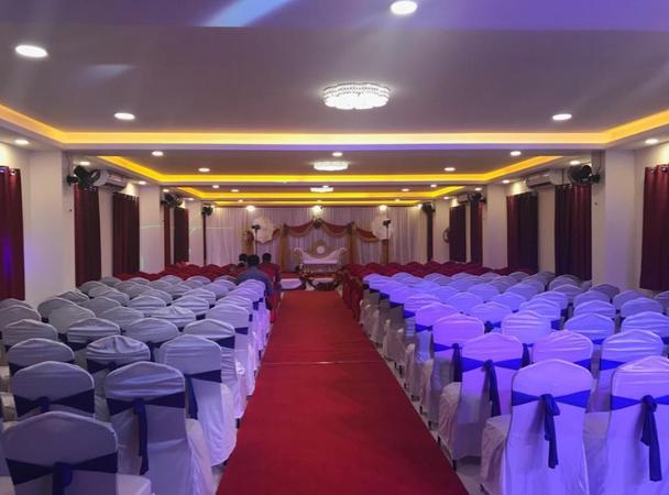 VSB Mahal Ambattur Chennai - Mantapa / Convention Hall