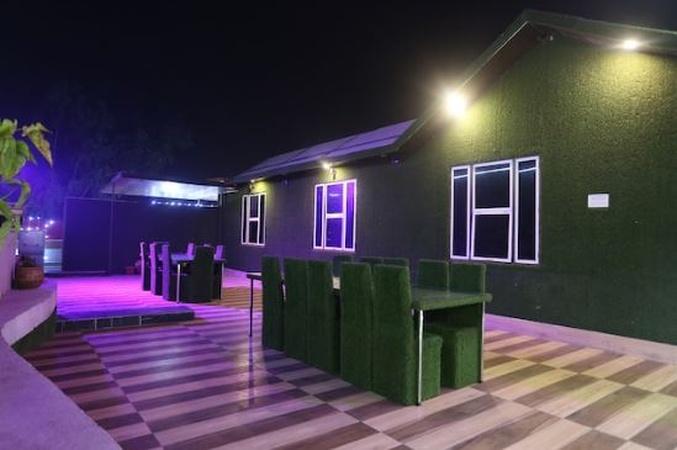 Hotel Grand Astar Meerut Bypass Road Meerut - Banquet Hall