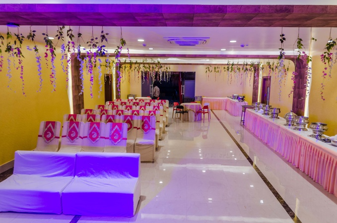 Veridian Gomti Nagar Lucknow - Banquet Hall