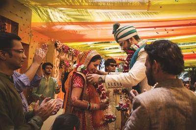 Wedding ceremony at the Ras Resorts, Silvassa