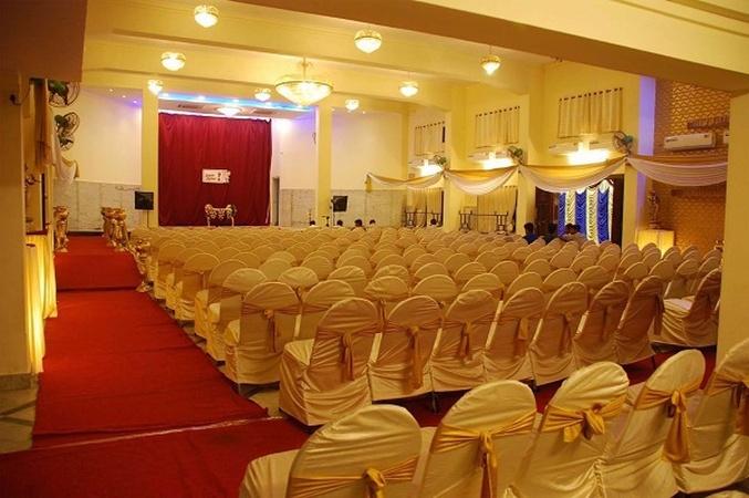 Parvathi Convention Hall Rajajinagar Bangalore - Banquet Hall