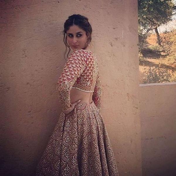 Kareena Kapoor for Faraaz Manan's Latest, Great Picks for Day Wedding Bridal Wear
