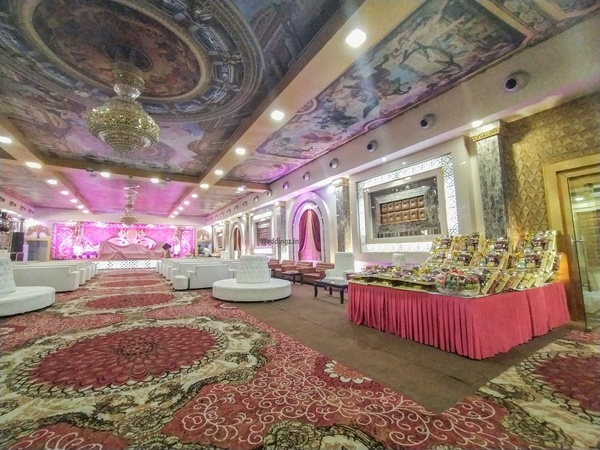 Vrindavan Grand Suraj Kund Badkhal Road Faridabad - Banquet Hall