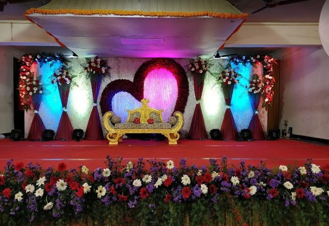 Sri Raja Gopal Naidu Kalyana Mandapam Avarampalayam Coimbatore - Banquet Hall