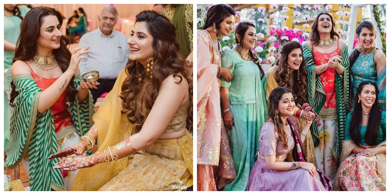 Love and Other Bugs' Co-Founder Trishala Sikka got hitched and I am totally drooling over her wedding pictures!