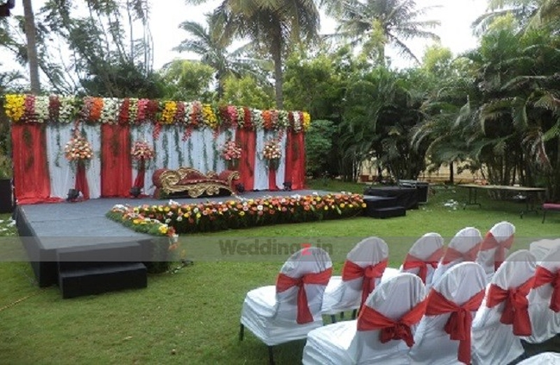 Hotel Evoma K R Puram Bangalore Banquet Hall Wedding