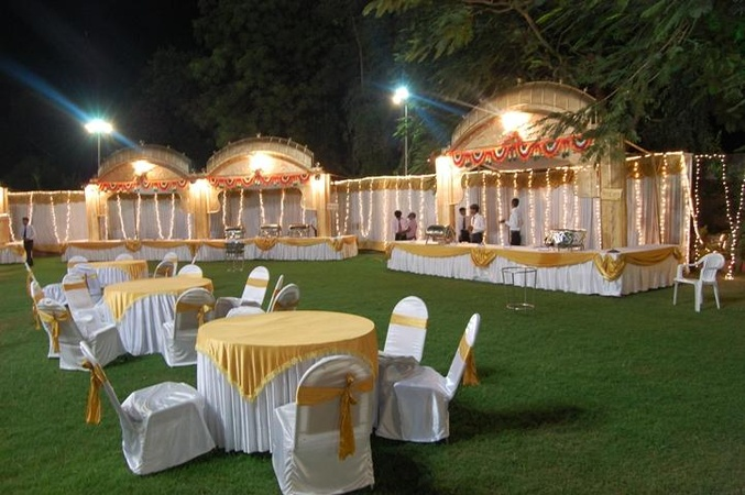 Chandrika A Wedding Garden Kodiyat road Udaipur Wedding Lawn