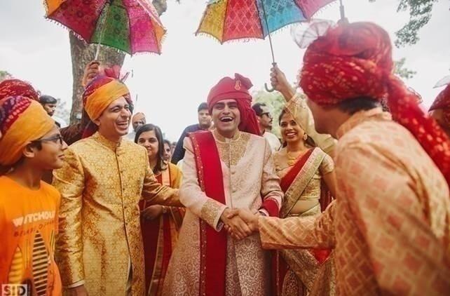 Baraati and Aarti