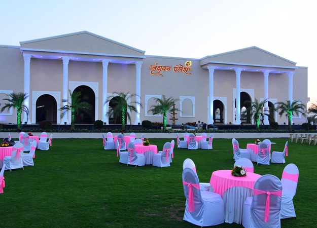Vrundavan Palace Loni Kalbhor Pune - Banquet Hall