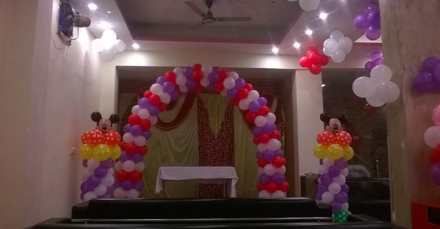 Suhani Restaurant Shahdara Delhi - Banquet Hall
