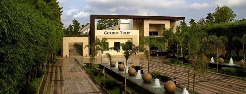 Imperial Garden at Golden Tulip