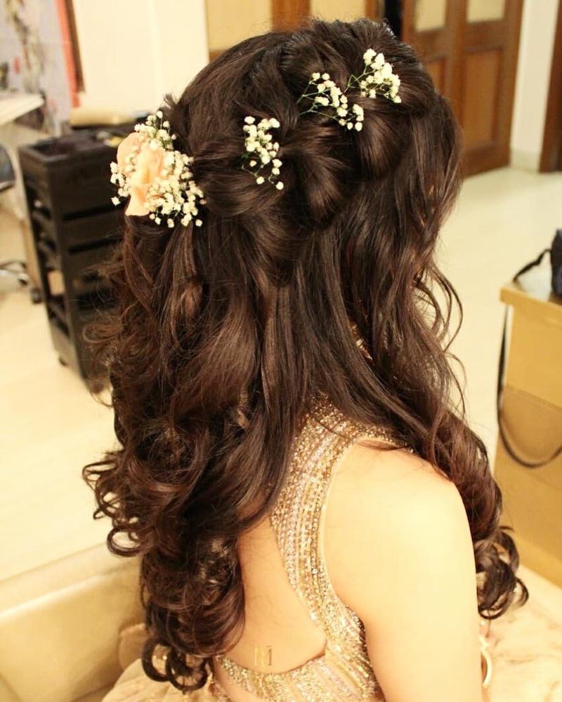 Trending Wedding Hairstyles for long, short & medium haired brides! | Bridal  Look | Wedding Blog