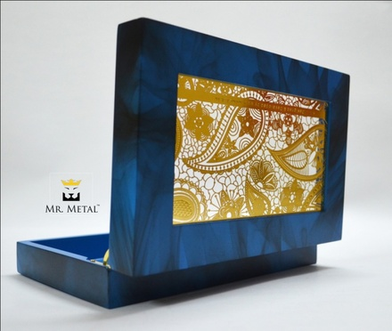 Exquisite Affaire Indian Summer 2 Wedding Box